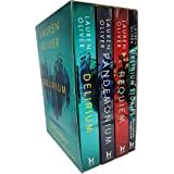 Delirium Trilogy Collection Lauren Oliver 3 Books Set (Delirium, Pandemonium, Requiem)