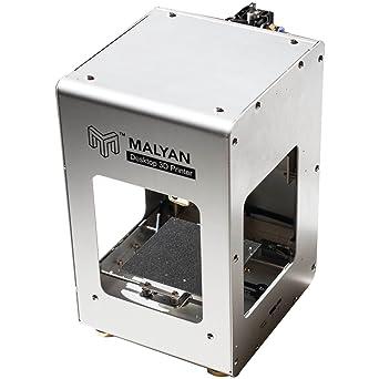 Amazon.com: malyan M100 Mini Impresora 3d de computadora ...