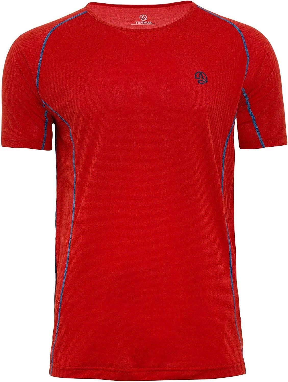 Ternua Camiseta TORS Manga Corta (M): Amazon.es: Deportes y aire libre