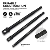 """Neiko 00228A Socket Adapter Extension Set, 3Piece 