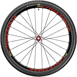 Mavic Crossmax Elite WTS Boost Wheel - 29in Red, Front, 15x110