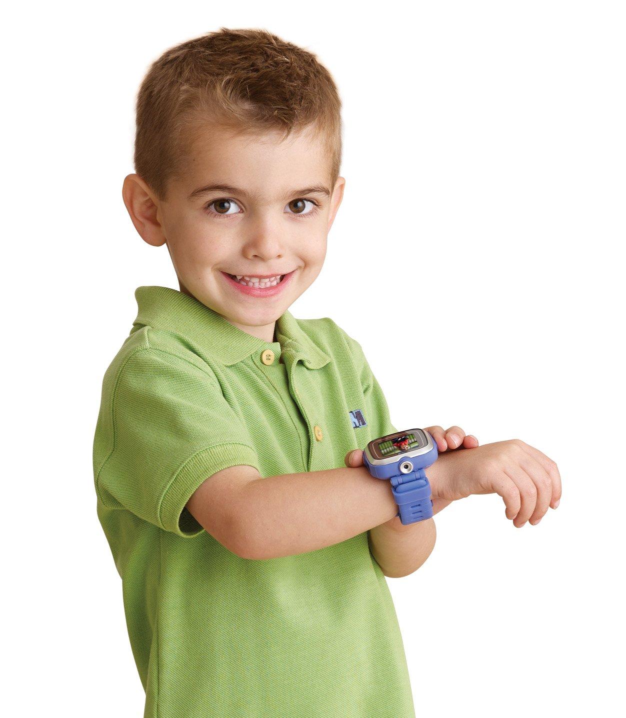 VTech Kidizoom Smartwatch, Blue (Discontinued by manufacturer) by VTech Kidizoom (Image #4)