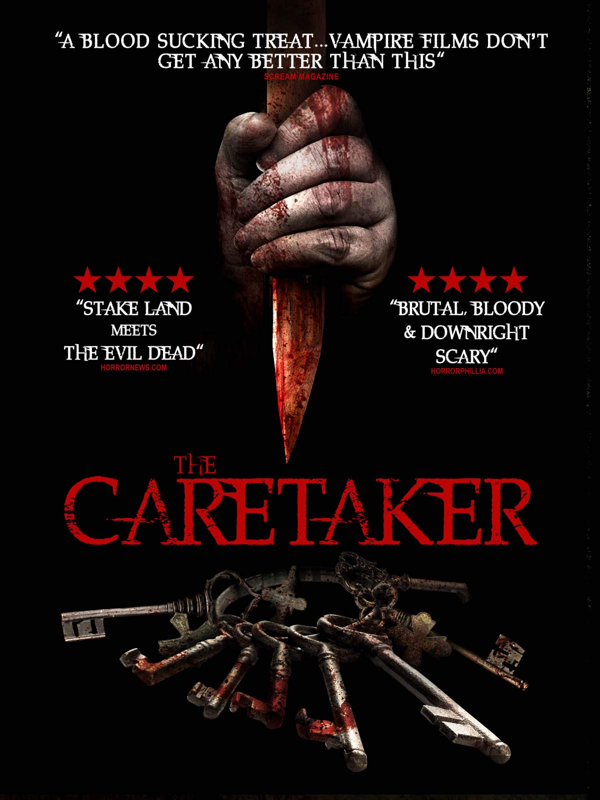 The Caretaker on Amazon Prime Video UK