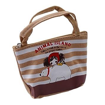 HS oso polar Monedero bolso de mano bolsa de almacenamiento ...