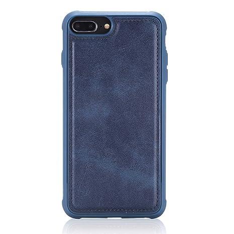 Bear Village® iPhone 7 Plus/iPhone 8 Plus Funda, Cuero y ...