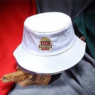 Vintage Femmes Chapeau Fashion Hat Pêcheur Belle Floppy Hat chapeau blanc,Godet chaud