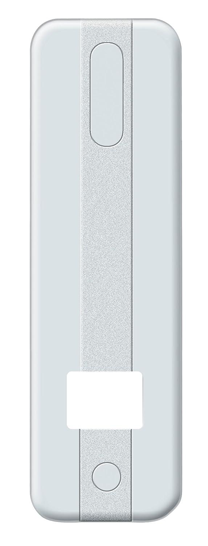 Schellenberg 53703 Cache pour enrouleur de volet encastré Softline avec trou 13, 5 cm (Blanc)