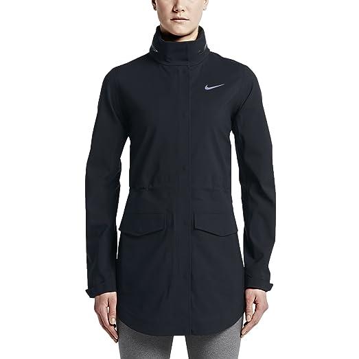 Nike Hyperadapt Trench Golf Jacket Womens Black