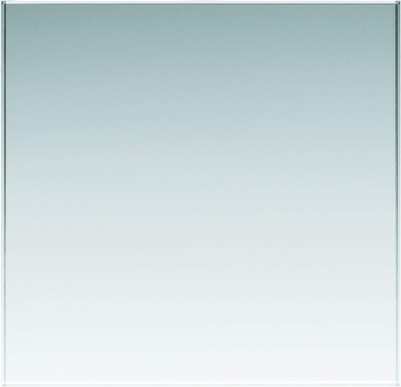 Kantenstempel. Glasplatten ESG 10mm klar durchsichtig biege- und sto/ßbelastbar 700 x 1100 mm Ecken gesto/ßen Nach Ma/ß bis 70 x 110 cm Kanten geschliffen und poliert ESG nach DIN