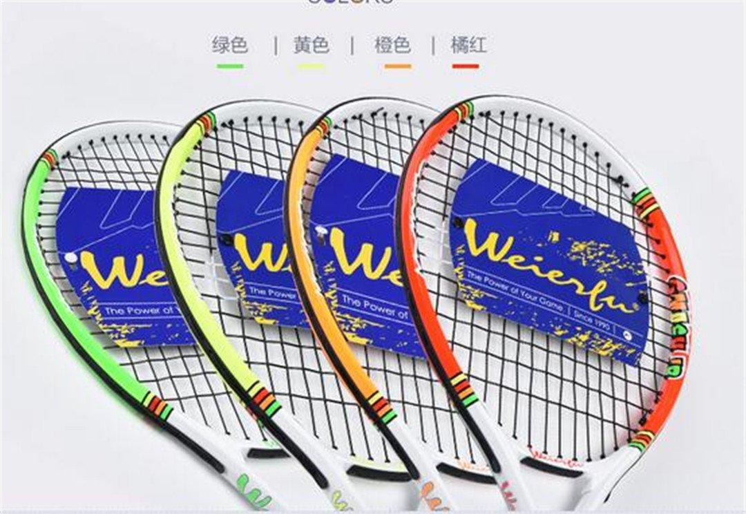 Amazon.com: Weierfu Wilfu - Raqueta de tenis infantil para ...