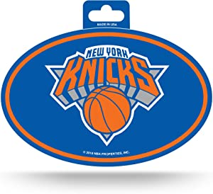 NBA Color Team Logo Oval Sticker