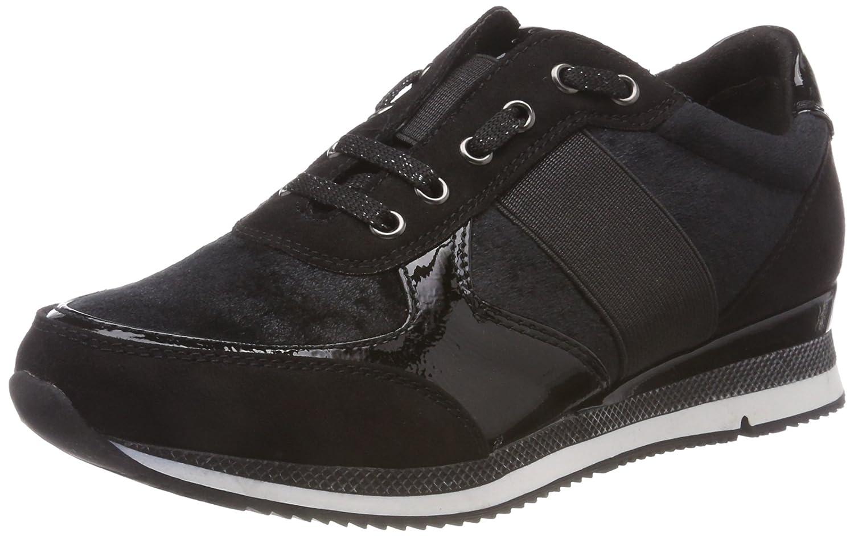 Marco Tozzi 23711-31, Zapatillas para Mujer 40 EU|Negro (Black Comb 098)