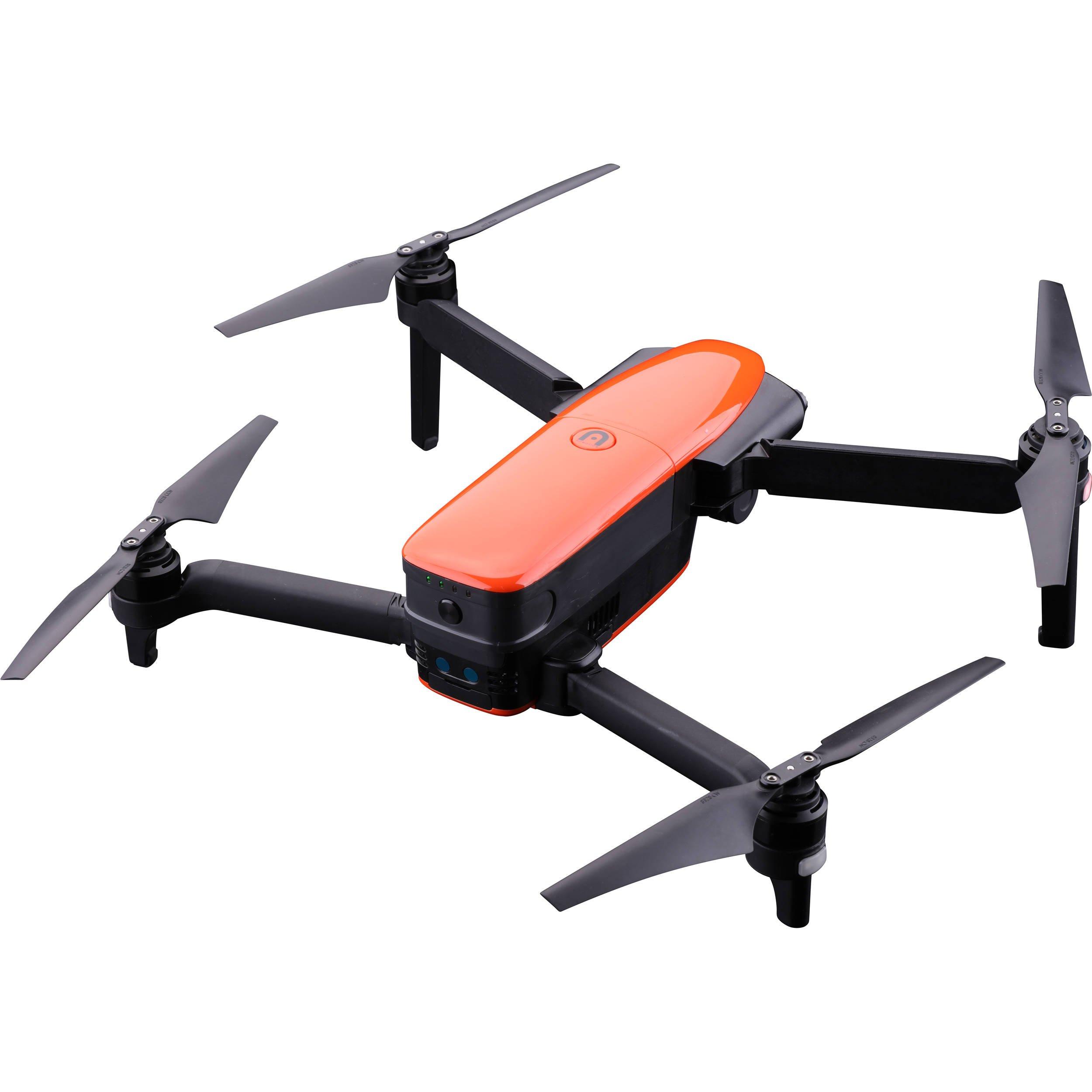 Autel Robotics EVO Quadcopter + Autel Robotics 4300mAh Intelligent LiPo Battery + Travel Bag for EVO + 64GB microSDXC + VR VUE: 3D Virtual Reality Viewer + Card Reader + Deluxe Cleaning Kit Bundle by Autel Robotics (Image #4)