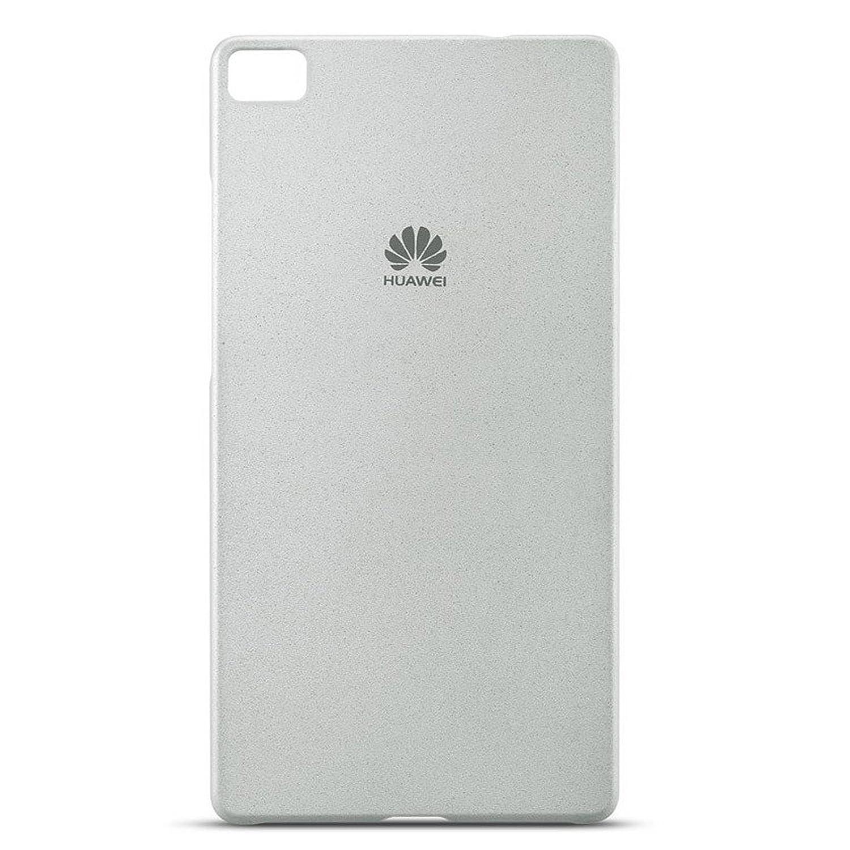 Huawei GFPSL Funda oficial de silicona para P color gris claro