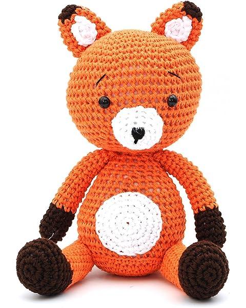 FOX PLUSH crochet amigurumi pattern - fox stuffed animal pattern -  printable pdf eng/rus | Crochet fox, Stuffed animal patterns, Crochet fox  pattern free | 600x480