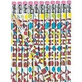 Fun Express Wooden Happy Birthday Pencils (24 Piece)