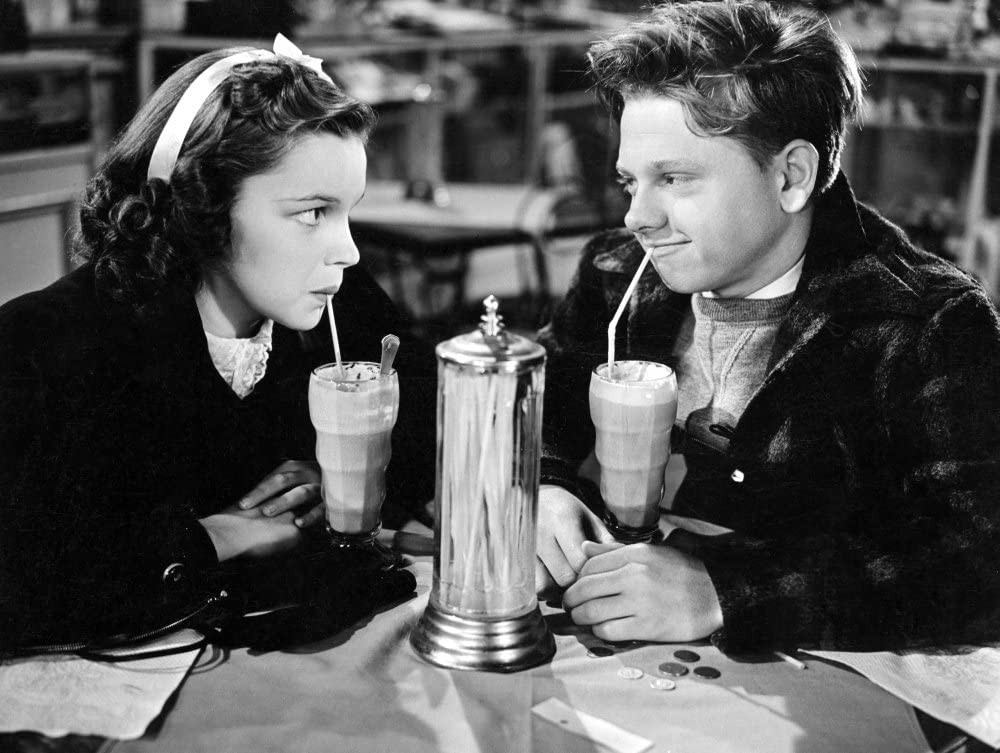 Amazon.com: Love Finds Andy Hardy Judy Garland Mickey Rooney 1938 ...
