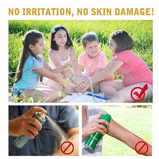 EDOU Pulsera Repelente de Mosquito de 12 Piezas Pulsera Repelente de Mosquitos Insectos Desintoxicables 100% Naturales Toallitas Antimosquitos Impermeable ...
