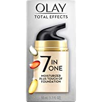 """Olay Total Effects CC Cream Daily Moisturizer + Touch of Foundation, 50 mL """"packaging may vary"""""""