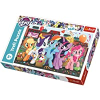 Trefl Hasbro, Ponies While Shopping 160 Parça