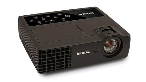 Amazon.com: INFOCUS in1116 WXGA DLP Proyector Móvil, HDMI ...
