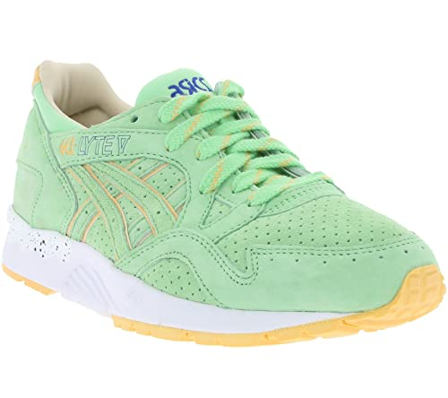 regarder 2b4ad 674bf Asics Gel-Lyte V Sneaker vert H62UK 7676: Amazon.fr ...
