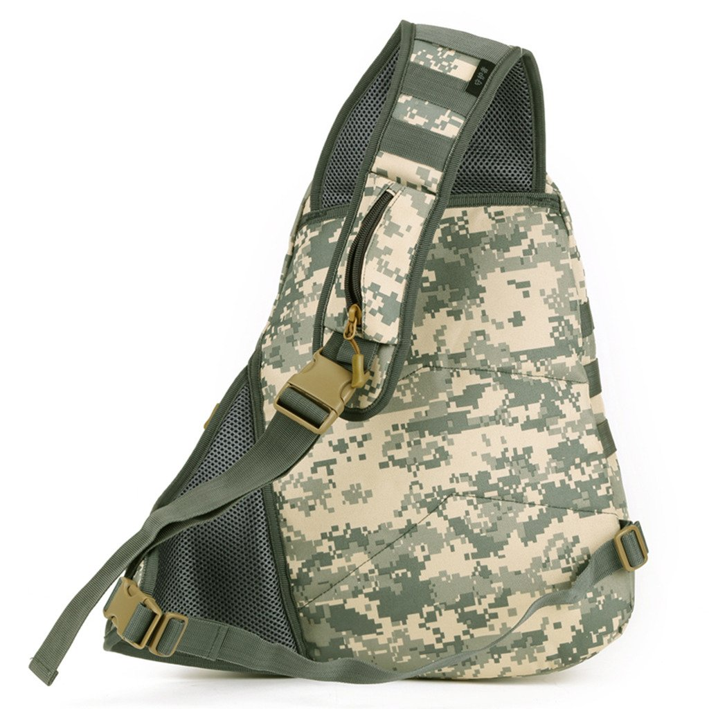 Cinmaul Tactical Military Sling petto Pack borsa zaino Zaino zaino per  laptop ef56d970a85