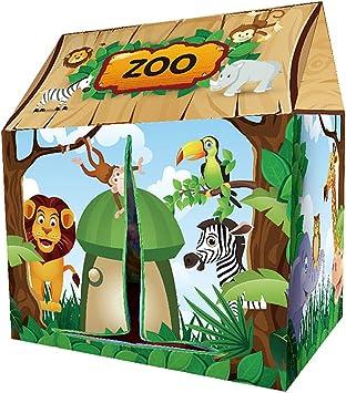 B Blesiya Tienda de Campaña Infantil Carpa de Juego Plegable para Playa Patio Jardín Fiesta - #4: Amazon.es: Juguetes y juegos