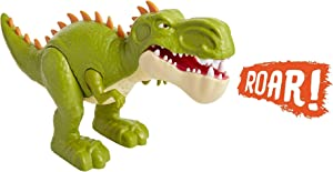 "Gigantosaurus Giganto Roar & Stomp Action Figure with Articulated Limbs, Dino Toy Stands 8.5"" Tall & 14"" Long, Dinosaur Toys with Sounds for Boys & Girls 3 Years Old & Up"
