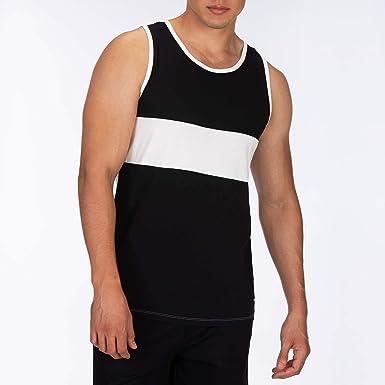 32fce659c Amazon.com: Hurley Men's Dri-fit Harvey Blocked Tank Top: Clothing