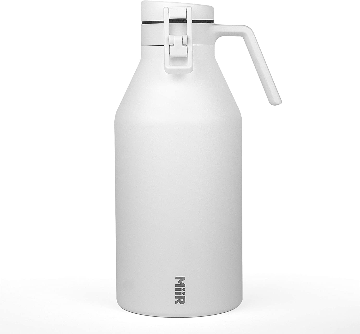 White 64 oz MiiR Growler