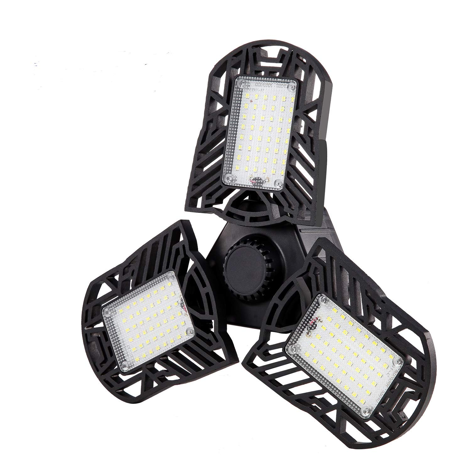 Garage Lights 60W LED Three Leaf Led Shop Light