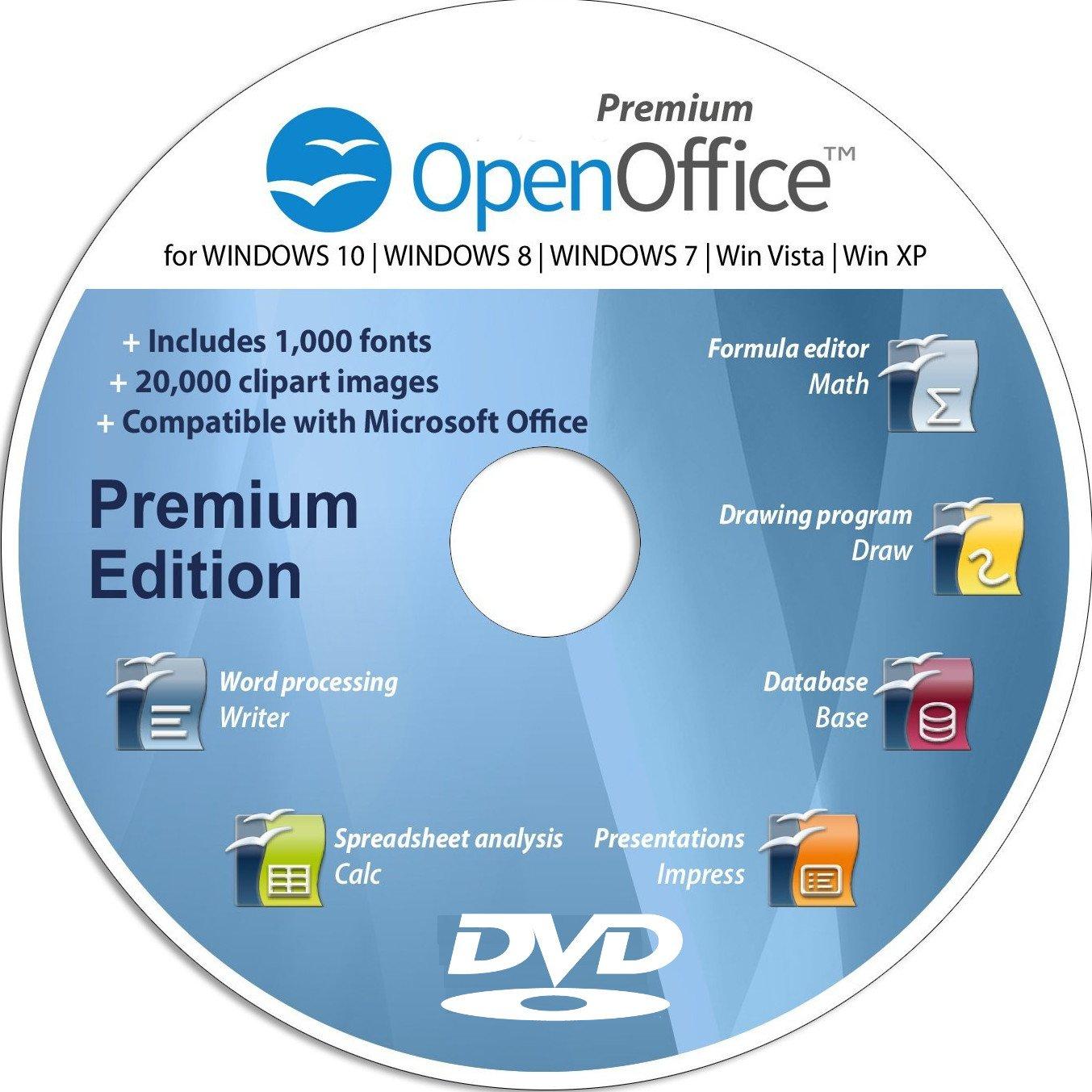 free excel type program for windows 10