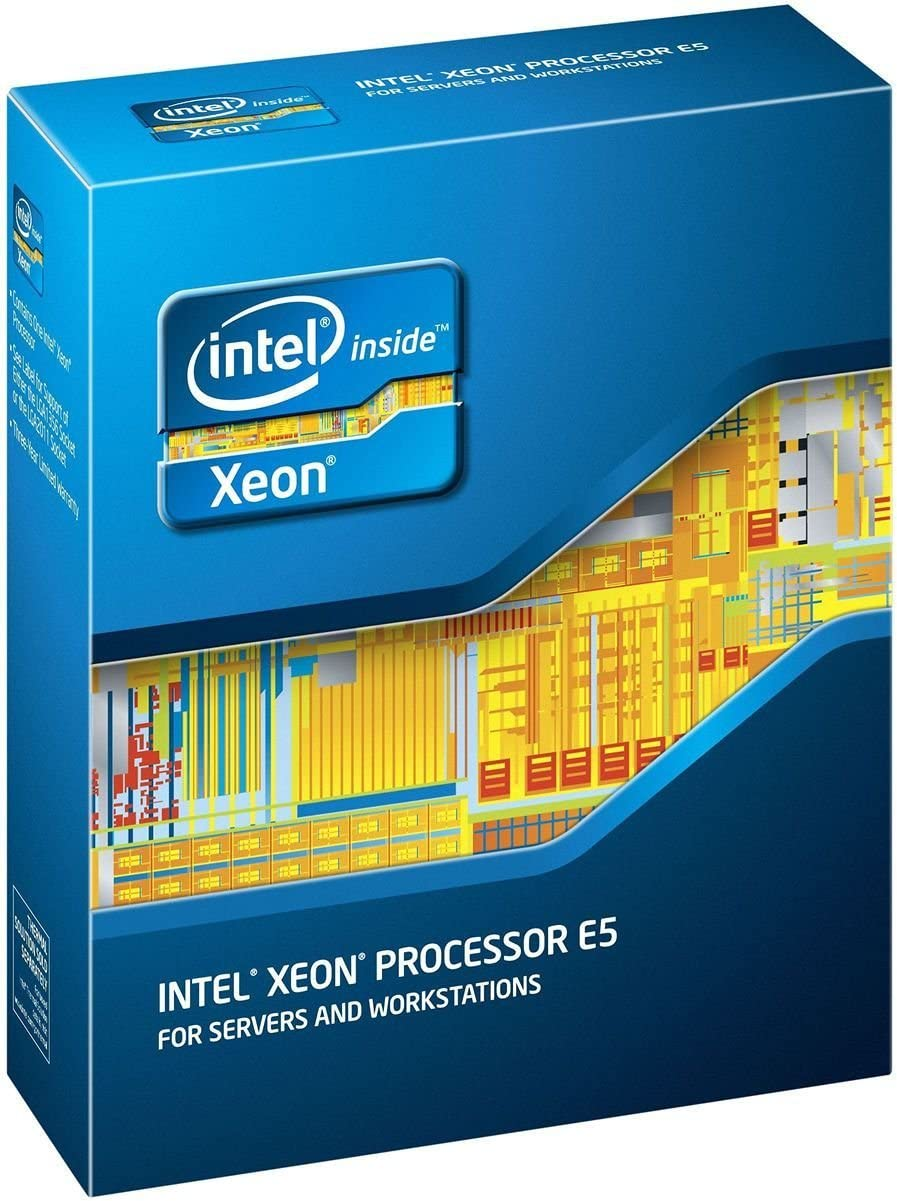 Intel Xeon Eight-Core E5-2680 2.7GHz 8.0GT/s 20MB LGA2011 Processor Without Fan, Retail BX80621E52680