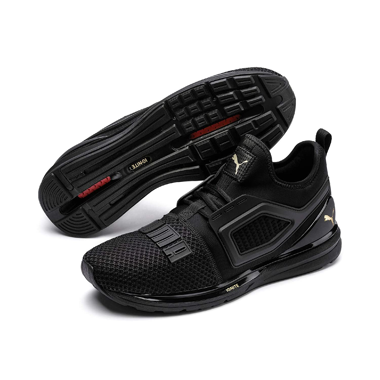 finest selection 3248a 29ca7 Amazon.com | Puma IGNITE Limitless 2 Unisex Sneaker Running ...
