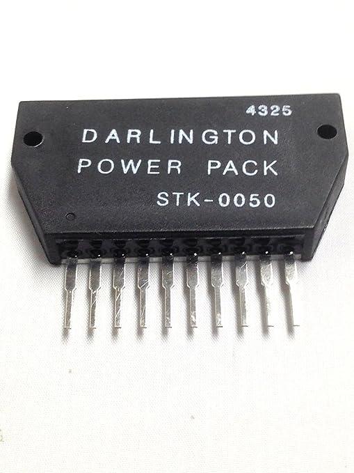 amazon com stk0050 darlington power pack audio amplifier rh amazon com