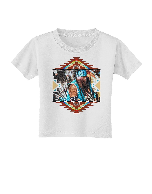 TooLoud Native American Dancer 2 Toddler T-Shirt