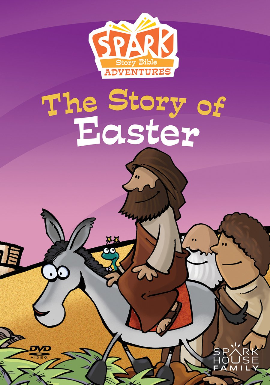 The Story of Easter (Spark Story Bible Adventures DVD)