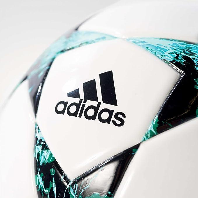 adidas Finale 17 Mini Balón, Hombre, (Blanco/Negbas/verosc/Azuene ...