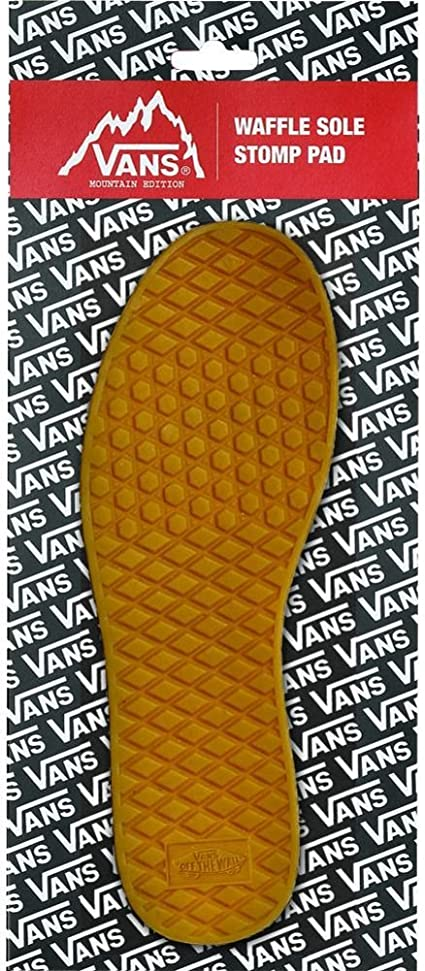 Vans Waffle Sole Stomp Pad - Right Foot