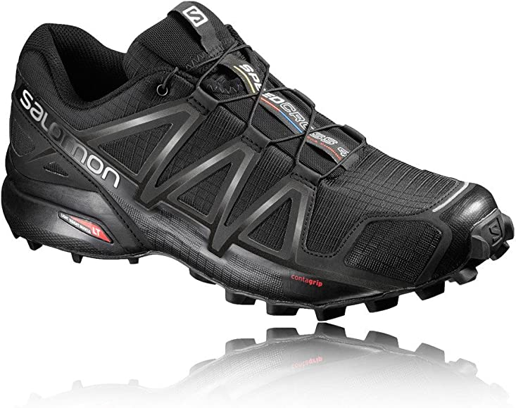 Salomon Speedcross 4, Zapatillas de Trail Running para Mujer: Amazon.es: Zapatos y complementos