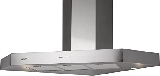 CATA ANGOLO BOX De esquina Acero inoxidable 780m³/h C - Campana (780 m³/h, Canalizado, C, A, B, 65 dB): Amazon.es: Hogar