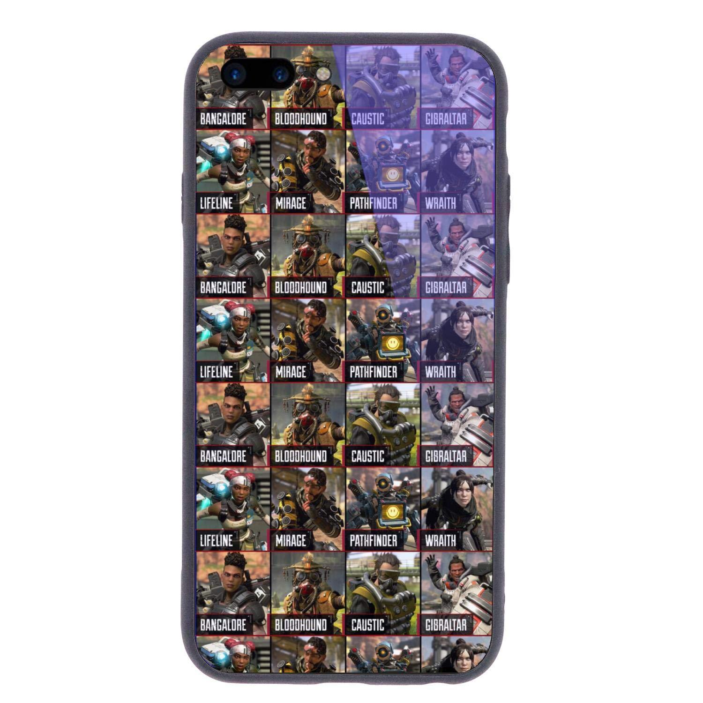 Amazon.com: DSFCASJD Apex Legends for iPhone 7 Plus/iPhone 8 ...