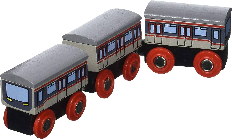Woodyland 102191851 Zug-Zubeh/ör Mehrfarbig Metro