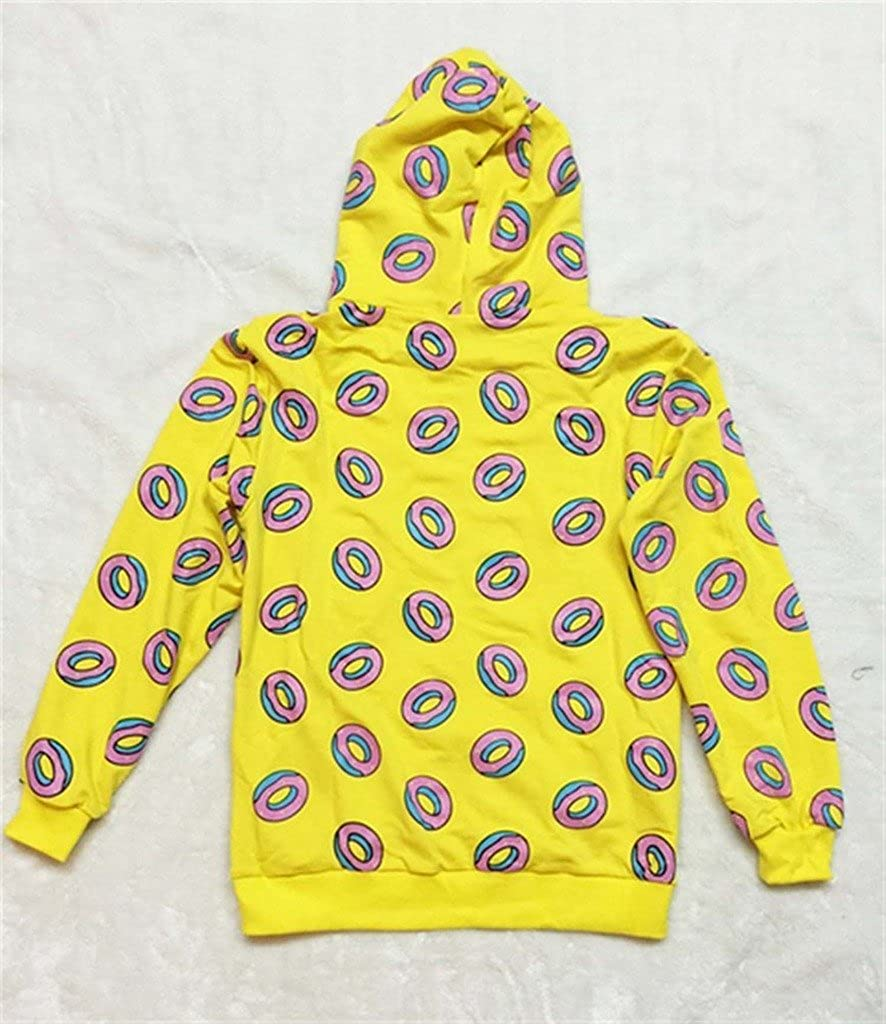 120a4a5ce267 GOT7 Mark Cap Hoodie Cute Donut Unisex Sweatershirt at Amazon Women s  Clothing store