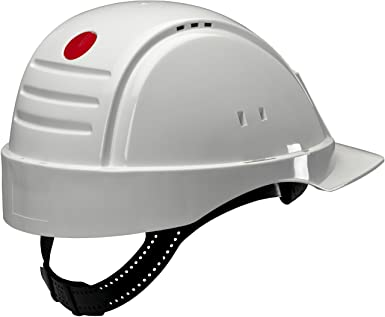 Casco de seguridad blanco 3m