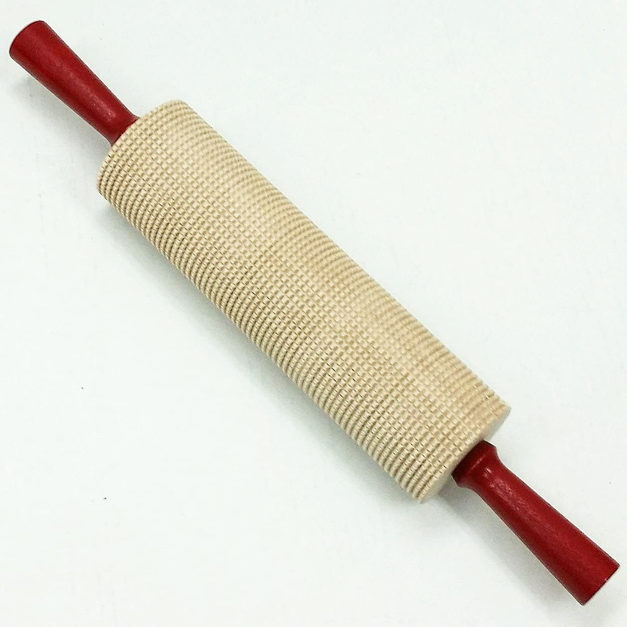 Amazon Com Bethany Housewares Lefse Rolling Pin Square Cut Kitchen Dining