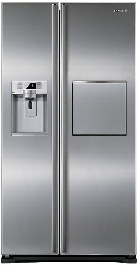 Samsung RSG5FURS Independiente 637L Acero inoxidable nevera puerta lado a lado - Frigorífico side-by