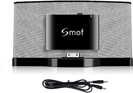 Smof Premium Adaptador Bluetooth de 30 Pin para Sounddock ...