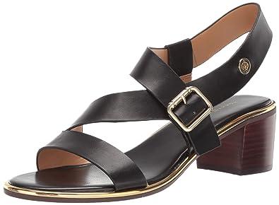 tommy hilfiger heeled sandals